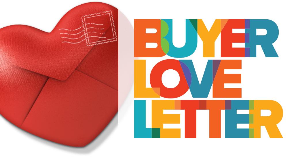 buyer love letter